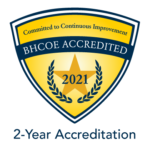Early Autism Services BHCOE Accreditation 2021