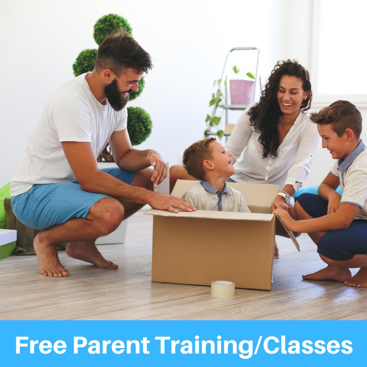 Parent Training for Autism