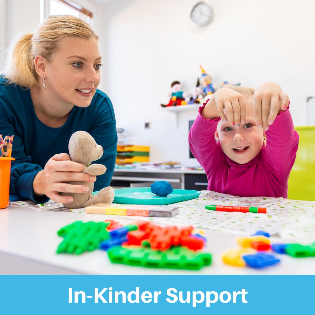 In-Kinder Support