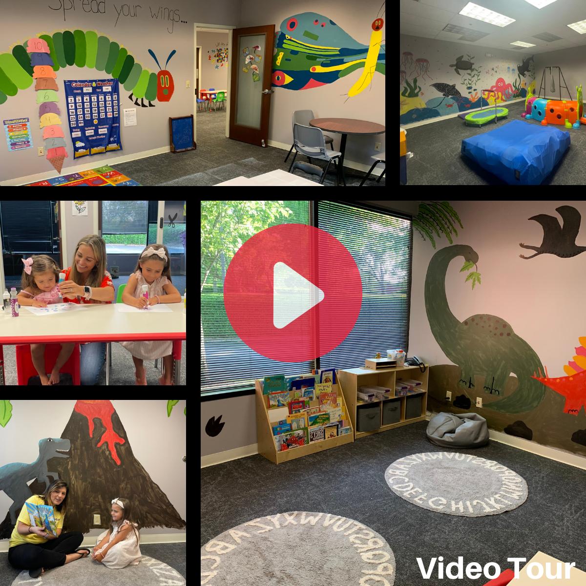 Nashville ABA Therapy Center Video